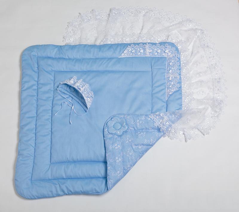 Из чего сшить конверт для новорожденного