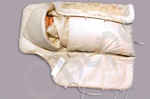 Связать одеяло на выписку крючком